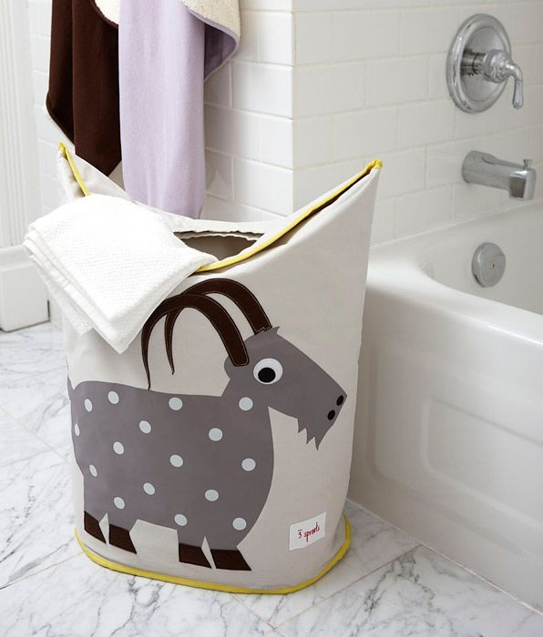 3 sprouts laundry hamper available at FormAdore.com