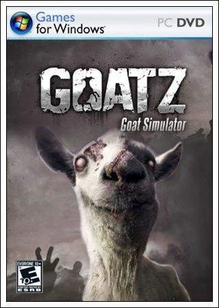 Goat Simulator GoatZ for PC Free Download - http://fullversoftware.com/goat-simulator-goatz-for-pc-free-download/