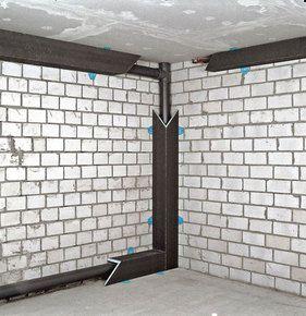 coffrage cache tuyau wedi section 15x15cm long 2 50m garage pinterest. Black Bedroom Furniture Sets. Home Design Ideas