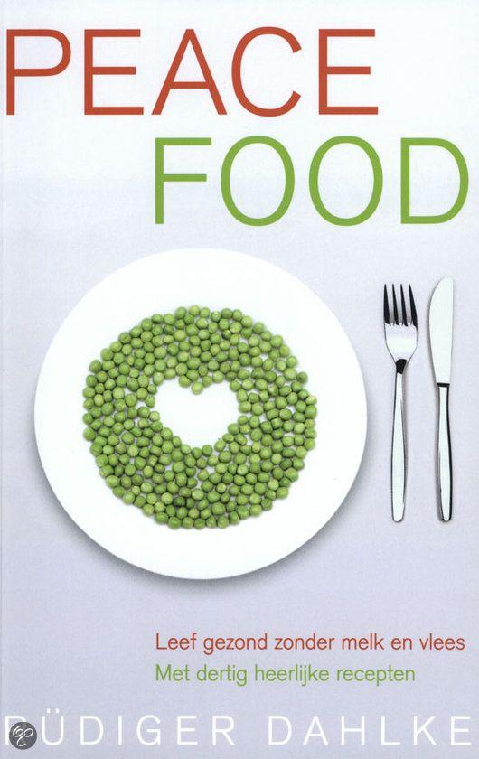 Peace food - Rudiger Dahlke - 9789401300834. Voeding dient lichaam en ziel - het kan ons genezen, maar ook ziek maken. 'Peace Food' is een pleidooi van de holistische arts dr. Rüdiger Dahlke voor 'vredeseten' waarin geen plaats is voor vlees, melk, melkproducten en eieren. Te veel vlees is slecht voor...GRATIS VERZENDING IN BELGIË - BESTELLEN BIJ TOPBOOKS VIA BOL COM OF VERDER LEZEN? DUBBELKLIK OP BOVENSTAANDE FOTO!