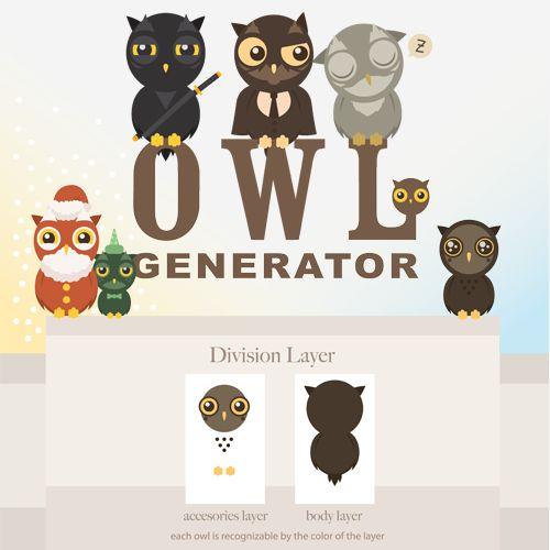 Suka denganOwls? Owl Generation – Owl Generator adalah gambar vektor owl (burung hantu) yang dibuat dengan Adobe Illustrator, tujuannya untuk mempermudah Anda dalam membuat ilustrasi dalam bentuk Owl, karena sudah dibuatkan beberapa model owl yang lucu-lucu, juga dapat disesuaikan dengan keinginan Anda nantinya. Dalam bundle terdapat beberapa formatyang biasa digunakan untuk membuat berbagai gambar vector, …