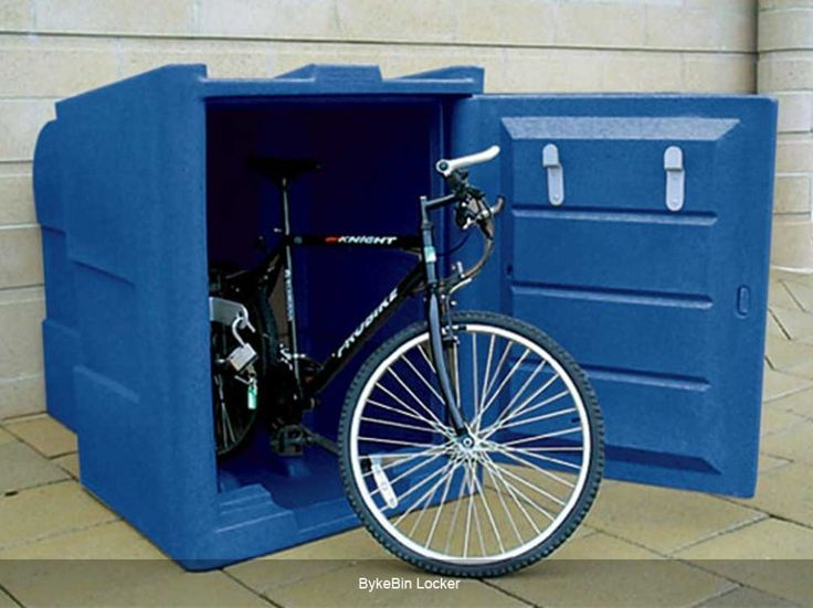 Exterior blue-bike-storage-shed-plastic-home-depot Inspiring Picture of Bike Outdoor Storage Shed Ideas