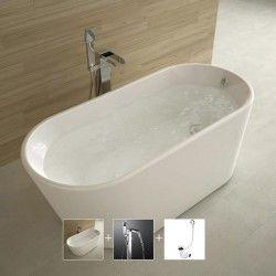baignoire ilot projets essayer pinterest ilot baignoires et salle de bains. Black Bedroom Furniture Sets. Home Design Ideas