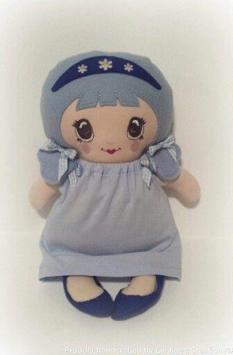 """15"""" Tiny Tilda Dolly"""