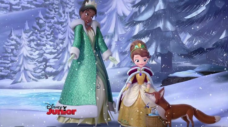 Sofia the First - Winter's Gift