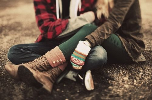 fallSnuggles, Green Jeans, Legs Warmers, Winter, Engagement Photos, Autumn, Outfit, Boots Socks, Cold Weather