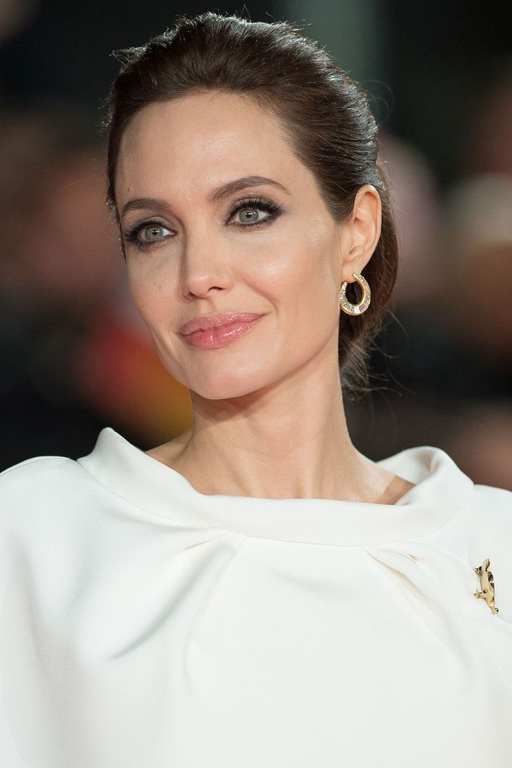 Today's Beauty Muse: Angelina Jolie