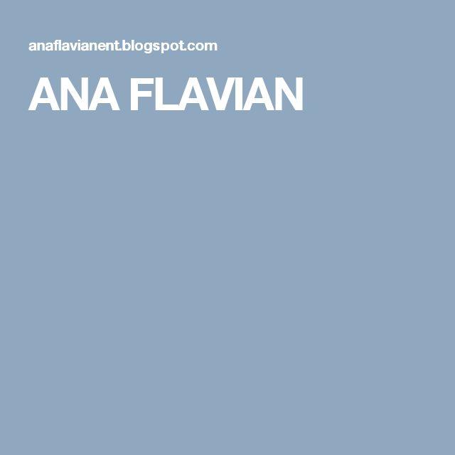 ANA FLAVIAN
