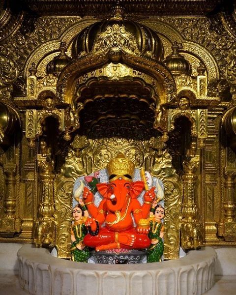 21 Best Siddhi Vinayak Images On Pinterest