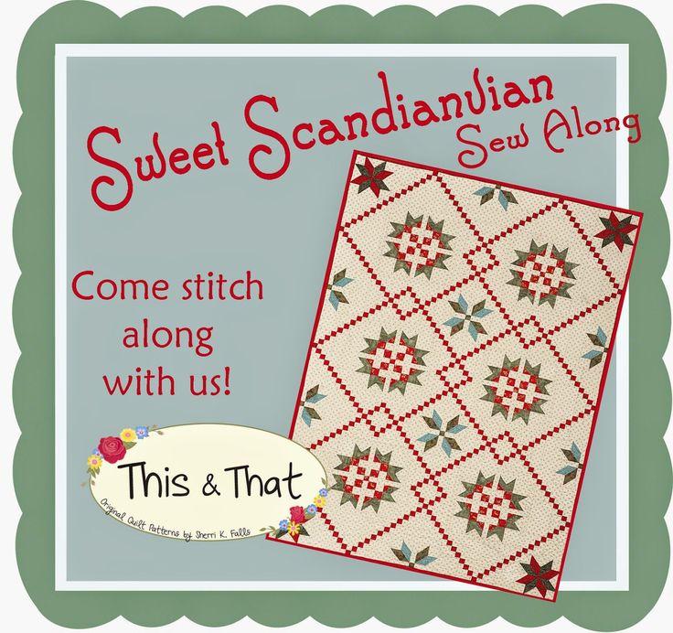 Scandinavian | A Quilting Life - a quilt blog