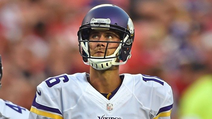 Vikings Intrigued By Matt Cassel's Ability To Get The Fuck Out Of Adrian Peterson's Way