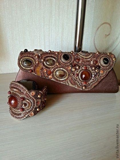 Bead Embroidered Bag