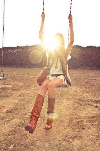 swing & boots