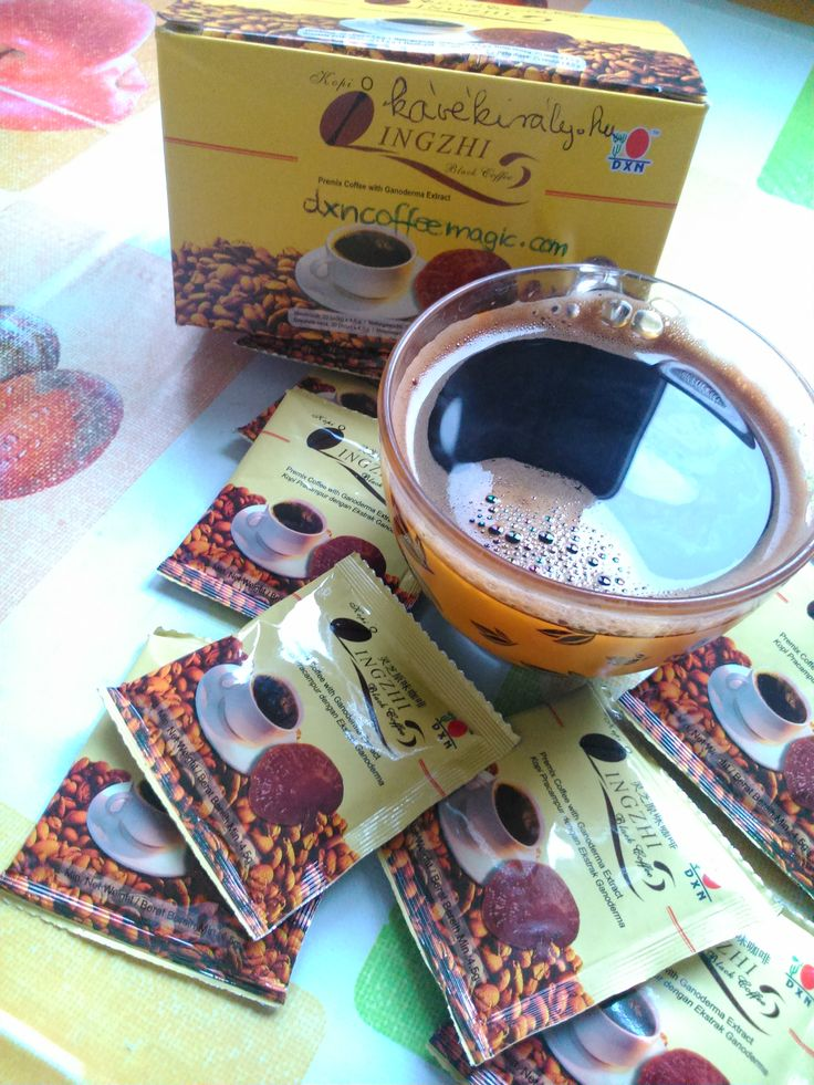 Hot black coffee which can be prepared easily without making a mess in you kitchen! Your doctor does not advise you caffeine and sugar?  Here is DXN's solution with Ganoderma in black coffee! No heartburn, no stomach acid!  Enjoy better coffee, live better life! http://www.dxncoffeemagic.com/products