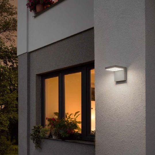 Venkovní svítidlo nástěnné  LED RENDL RED R10351 (VECINO) Venkovní nástěnné svítidlo, určené k montáži na stěnu s připojením na běžný rozvod elektriky, tedy u nás na rozvod 230v #led #rendl #red #svítidlo, #osvětlení, #světlo, #light #modern #moderní #indoor #room #interier #interior