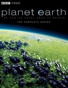 Planet Earth - BBC   Love this show, but I love our planet more :)