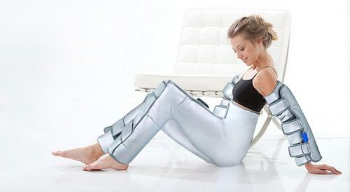 Infrared Thermal Slim Body Wrap System - Complete Diet Detox System