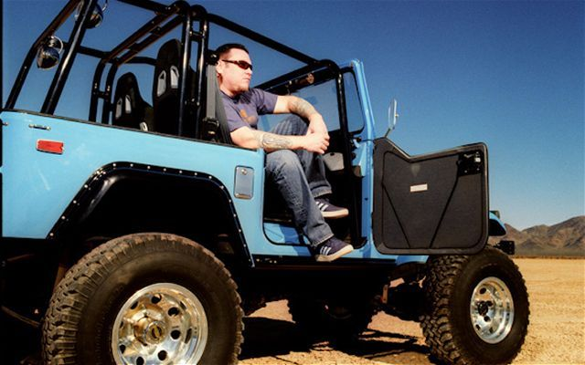 Steve Harwell, Smash Mouth Front Man - Celebrity Drive - Truck Trend