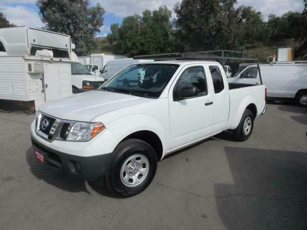 2016 Nissan Frontier S 2016 Nissan Frontier S 91414 Miles White 2 Door Cab King Cab L4 2 5l Manual Nissan Nissan Frontier For Sale Nissan Frontier