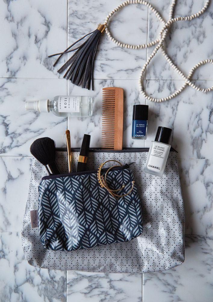 A.U Maison SS17. #aumaison #interior #homedecor #styling #danishdesign #bathroom #cosmeticbag #makeup