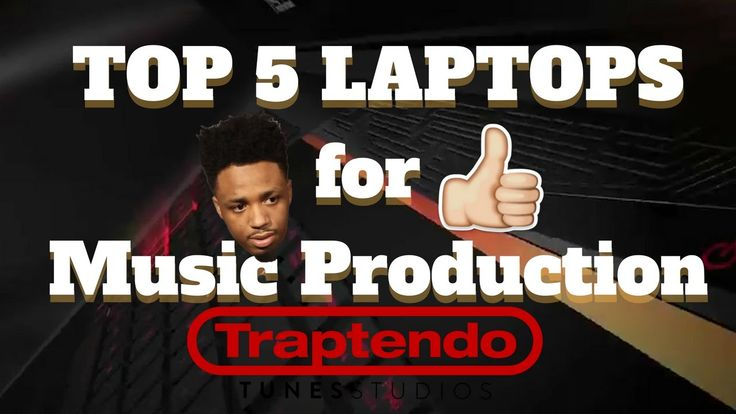 nice Top 5 laptops for music production