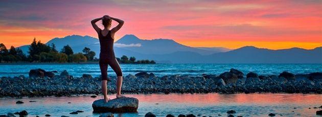 Beautiful Great Lake Taupo.