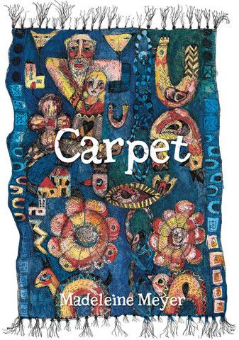 'Carpet' - A #ChildrensBook with #words and #illustration by #MadeleineMeyer, #Carpet is a #whimsical #journey through the #life of a #beautiful carpet — from its weaving in #Persia to a #rich #Western #household, through an #opportunity #shop to a #new life with a #modern #family — the carpet experiences all the #highs & #lows & #joys & #sorrows of its #human owners in their daily lives.  Find out more or #purchase this #book via the link - http://www.windyhollowbooks.com.au/products/carpet