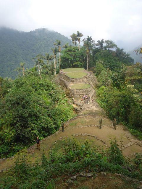 #Colombia, #CiudadPerdida, #LostCity #trek, #hiking Day 3 | FILIP ZIOLKOWSKI :: Awakening On The Road http://filipontheroad.com/2014/02/colombia-ciudad-perdida-lost-city-trek_25.html