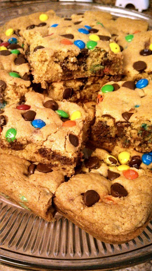 chocolate chip cookie dough cheese cake bars oatmeal white chocolate ...