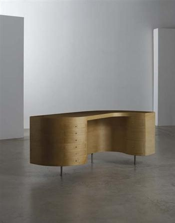 Jasper morrison plywood desk table desk coffee table for Plywood chair morrison