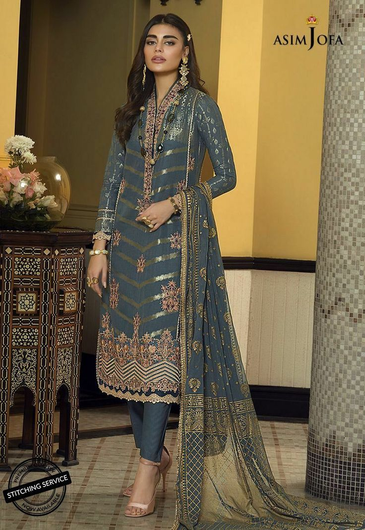 Buy lawn dressestraditional eid dress in green colorlawn