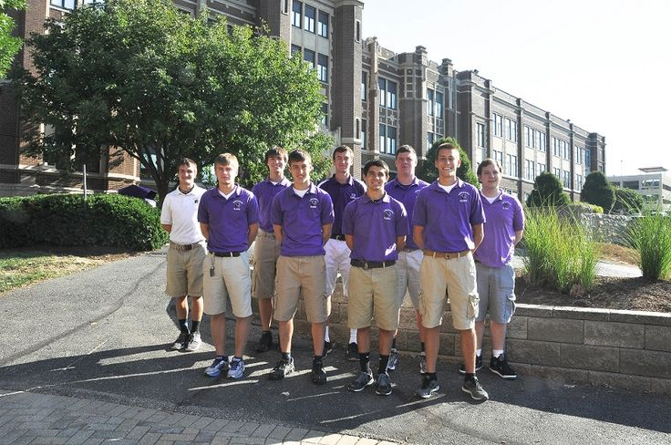 """Maxwell L. Hammersmith, Benjamin J. Merk, Noah A. Peterson and Thomas """"Zach"""" Sullivan have been named semifinalists in the National Merit Scholarship Program.   Seniors William P. Brueggemeyer, Eric R. Huff, Luke F. Jett, Benjamin X. Lee and Spencer T. Niehaus were named Commended Students in the National Merit Scholarship Program."""
