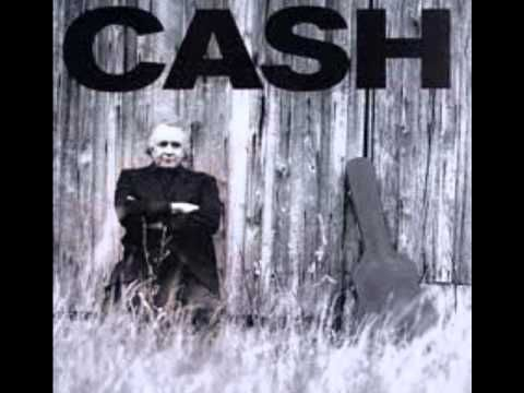 "Johnny Cash ""Rusty Cage"""