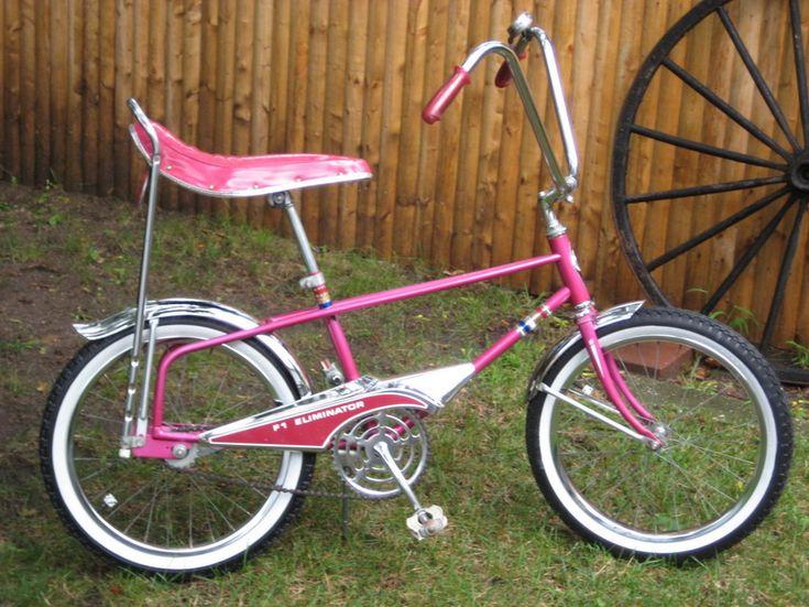 1968 Murray F1 Eliminator Vintage Bicycles Pinterest