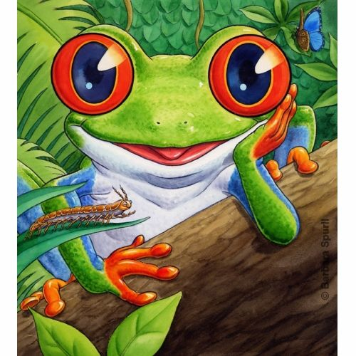 25+ best ideas about Frog art on Pinterest | Kindergarten ...