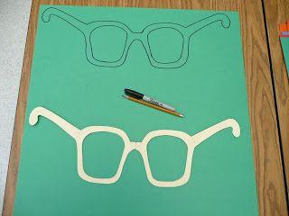 Sunglasses Art Project