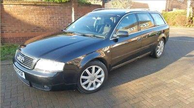 eBay: Audi A6 2.5 TDI (CVT) spares or repair #carparts #carrepair