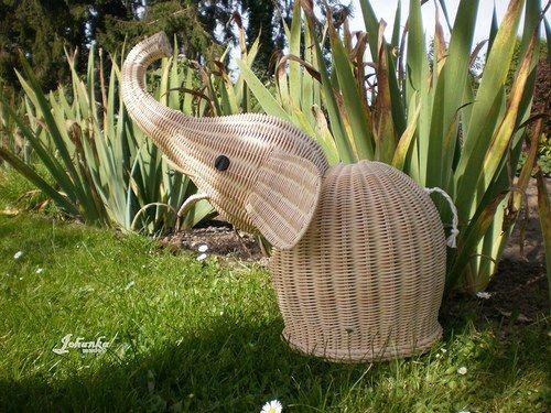 Elefante de la suerte - Lucky Elephant - Slon pro štěstí
