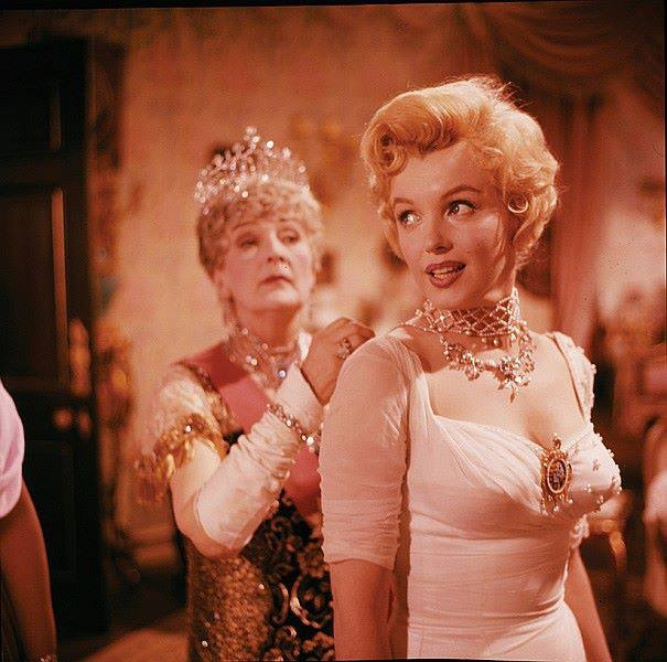 Мерлин монро принц и танцовщица смотреть онлайн