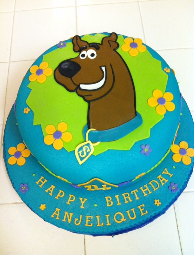 350 best SCOOBY SCOOBY DOOOOO images on Pinterest Birthday cakes