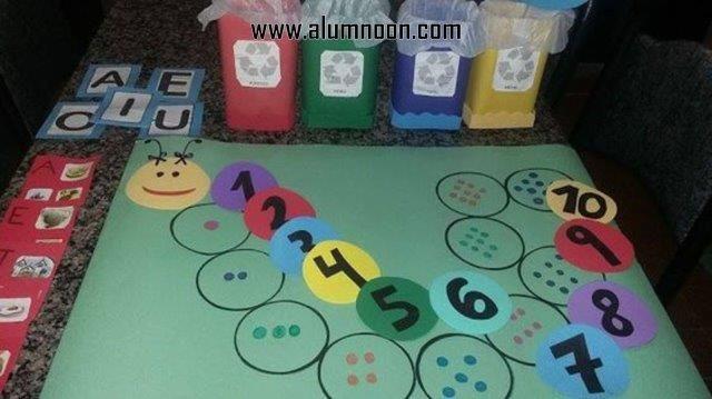 30 Ideias para reforçar números, letras e formas geométricas. - Educação Infantil - Aluno On