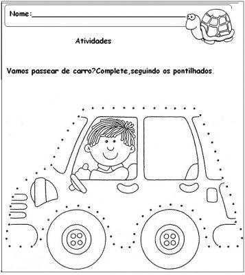Atividades para pré-escolar - 17                              …