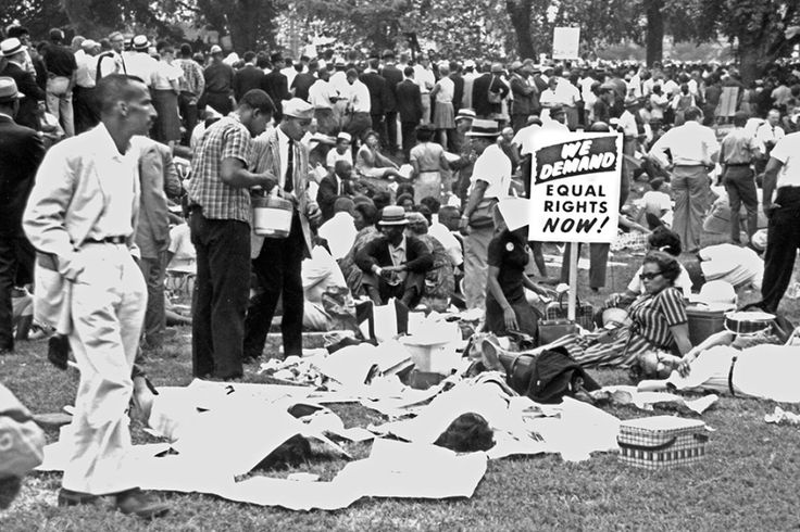 civil rights movement pre and post Prize-winning historian and author john dittmer recounts the work of civil rights-ear health care activists and the struggle to make health care a human right.