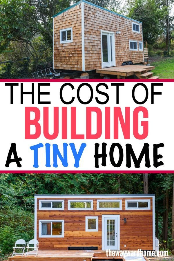 How Much Does A Tiny House Cost Tiny Home Cost Tiny House