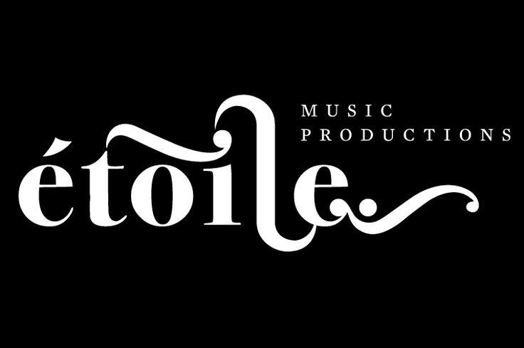 A very musical brand identity design