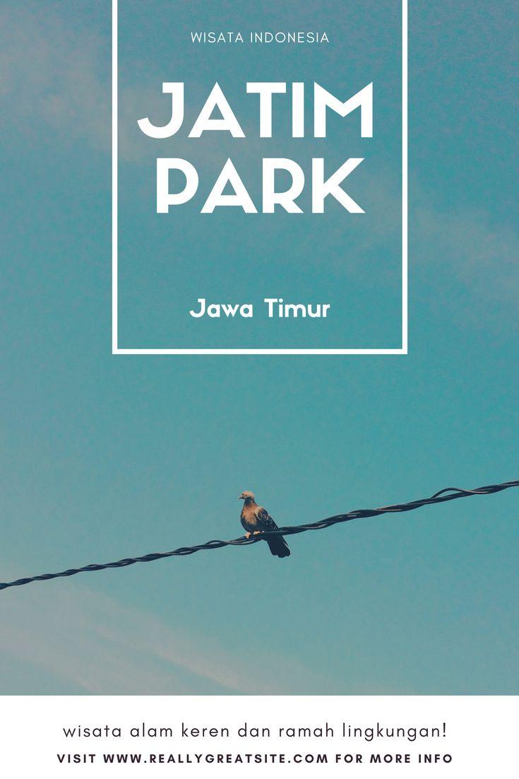 Jatim Park Adalah Sebuah Tempat Rekreasi Dan Taman Belajar