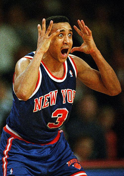 #john starks #New York Knicks