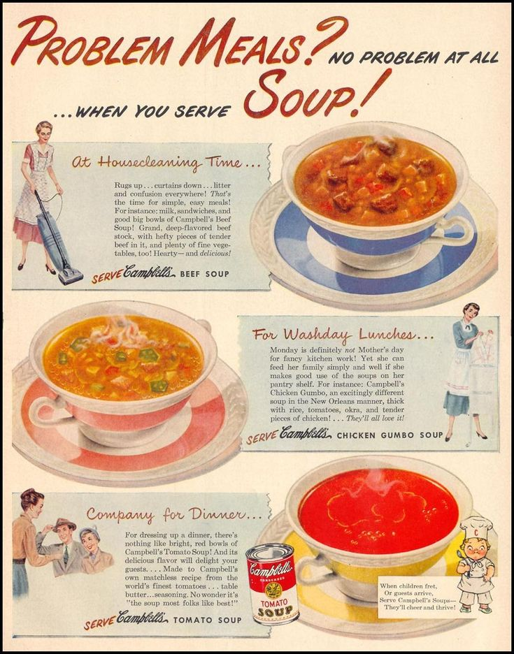 Campbell s broth soups recipes