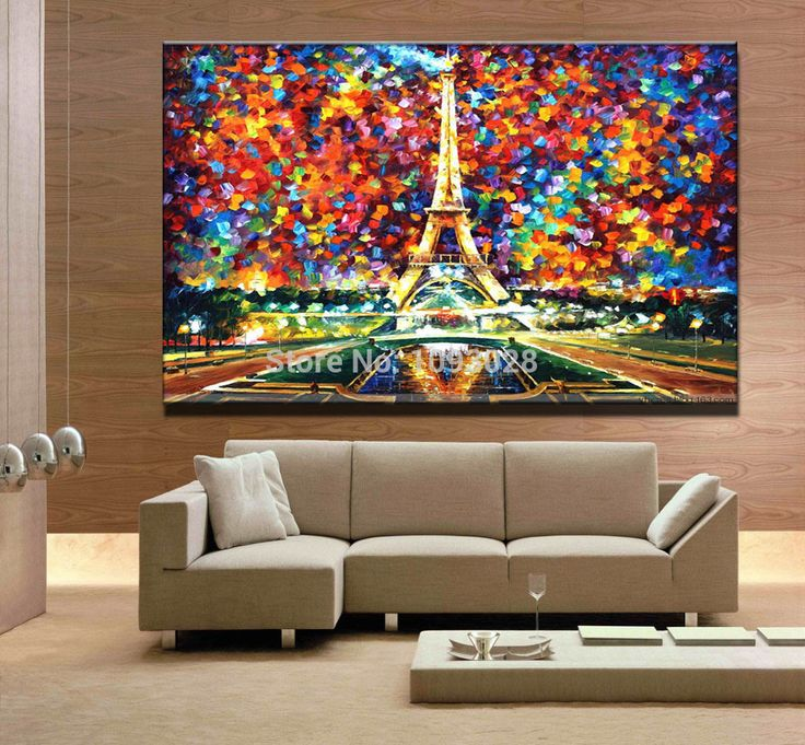 Cuadros de la Torre Eiffel 6