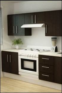 cocinas integrales casas infonavit - Buscar con Google